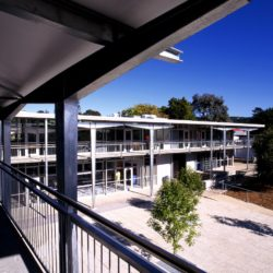 1 Education – School Courtyd