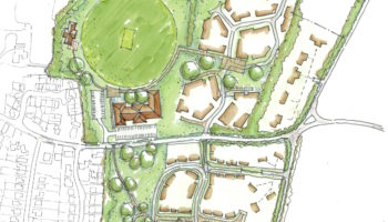 A New Cricket Pavilion And Pitch For East Hampshire District Council