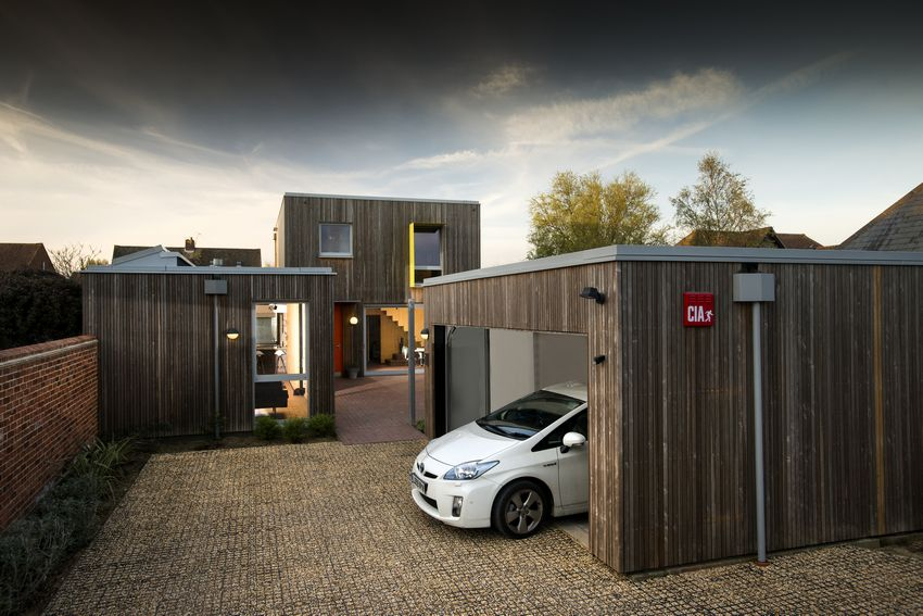 The Ultimate Eco Friendly House In A Hidden Hampshire Street