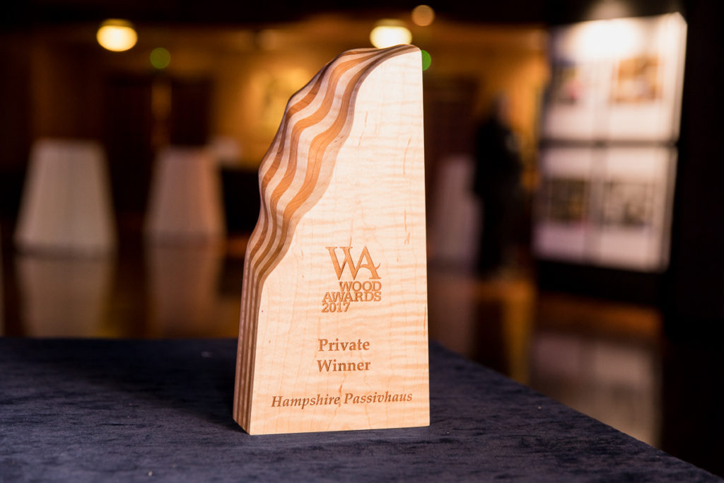 wood awards 2017