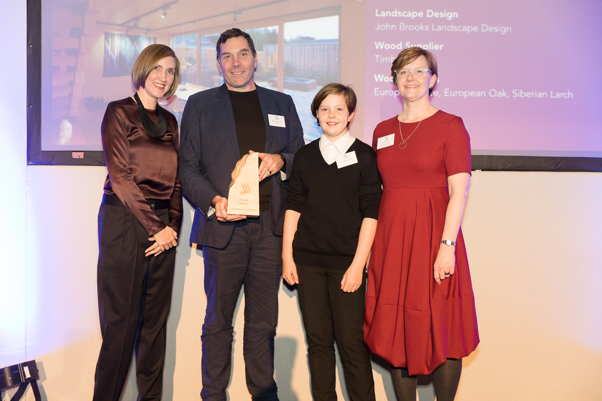 Hampshire Passivhaus Wins Wood Award