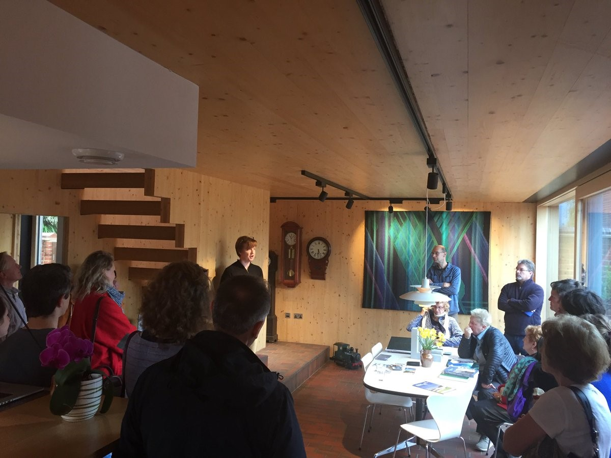 Passivhaus Open Weekend Success