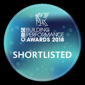 CIBSE Building Performance Awards 2018