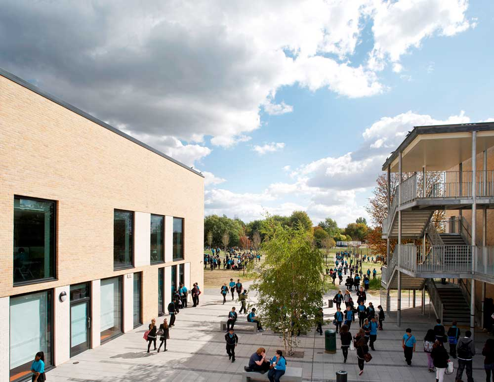 Greenwich Schools, London RIBA Client Design Adviser