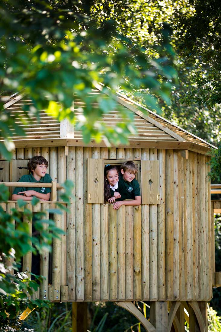 Outdoor Learning Hampshire School