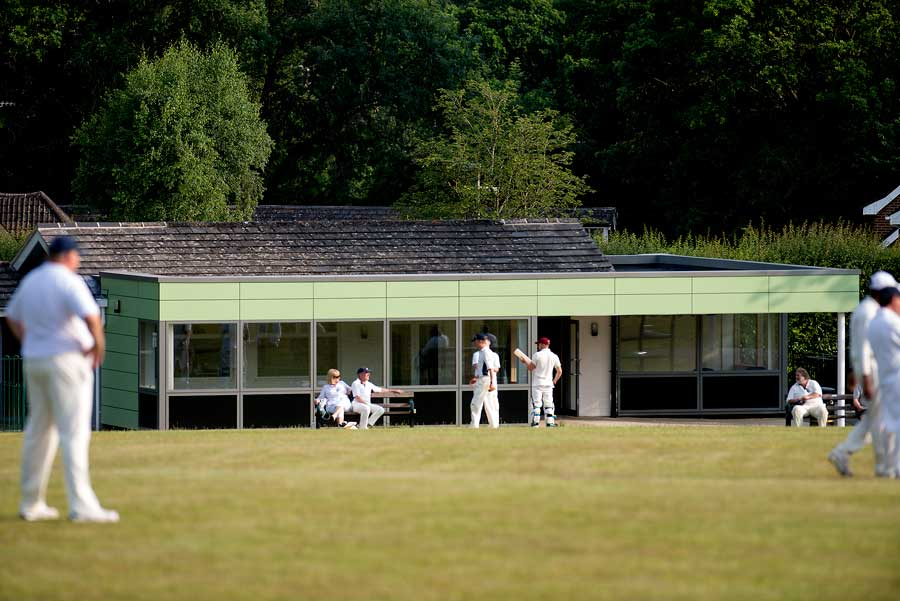 Hampshire Cricket Pavilion Design
