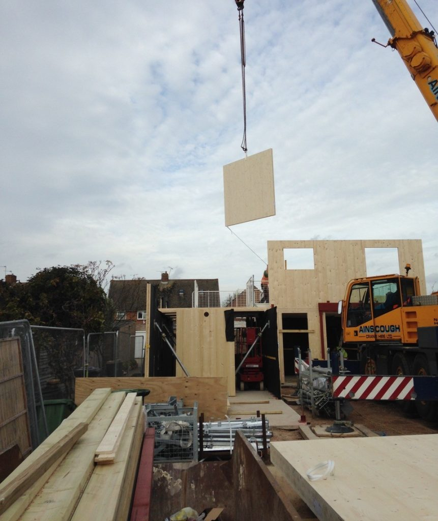 passivhaus timber construction