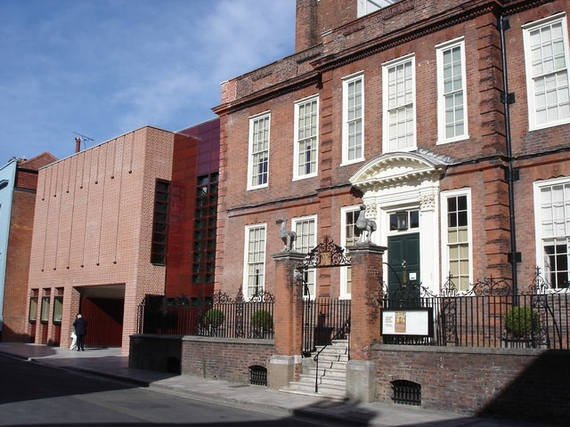 Pallant House Gallery Coach House