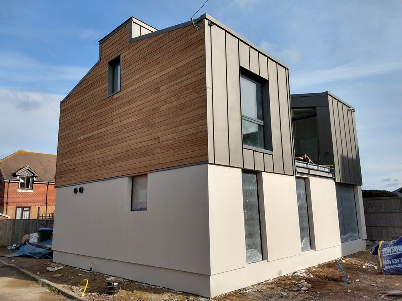 Eco Build House West Sussex